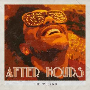 Cuadro vintage the weeknd